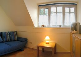 Ferienwohnung Langeoog - De Veermaster - Haus 1