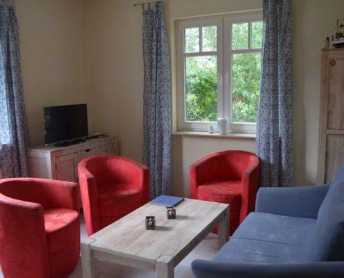 Ferienwohnung Langeoog - Klabautermann - wohnzimmer2
