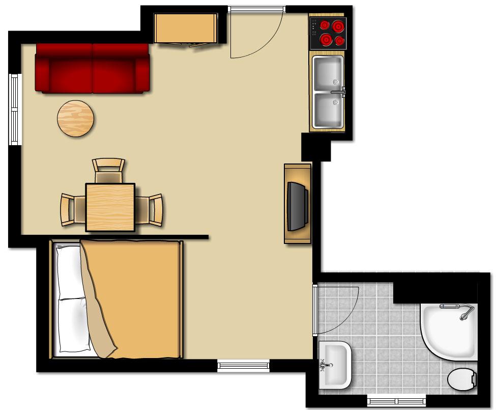 Grundriss Apartment 10_gross